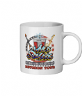 Bill and Ted Wyld Stallyns Be Excellent To Each Other Reunion Tour Ceramic Mug